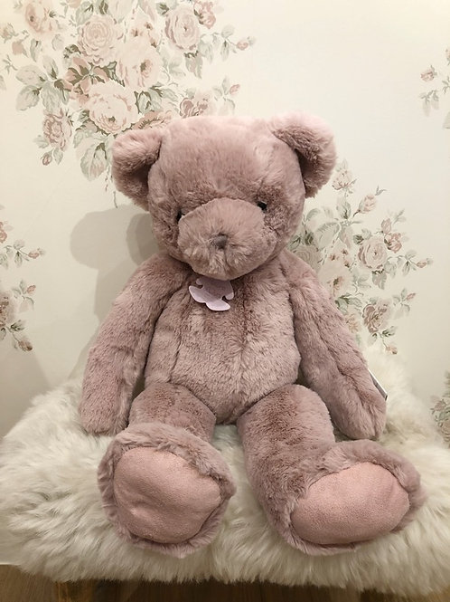 Teddy Poudre Rose Large