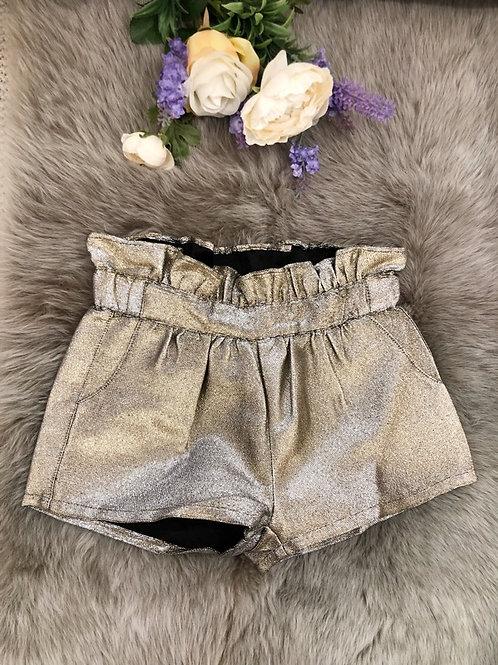 Shorts Gold