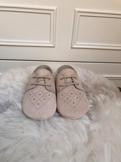 Beige Archie Shoes