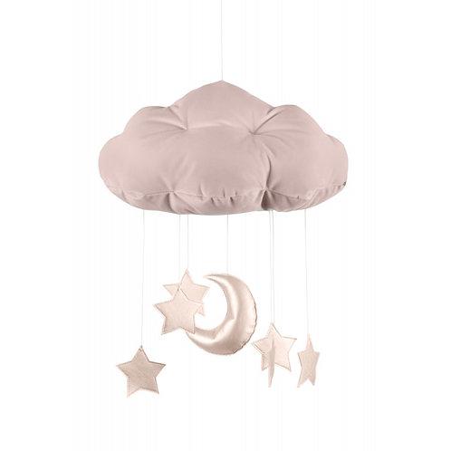 Mobile Cloud Pink Pink