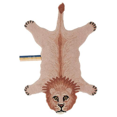 Pinky Lion Rug