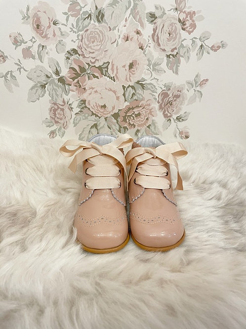 Boots Agnes Rose Vernis