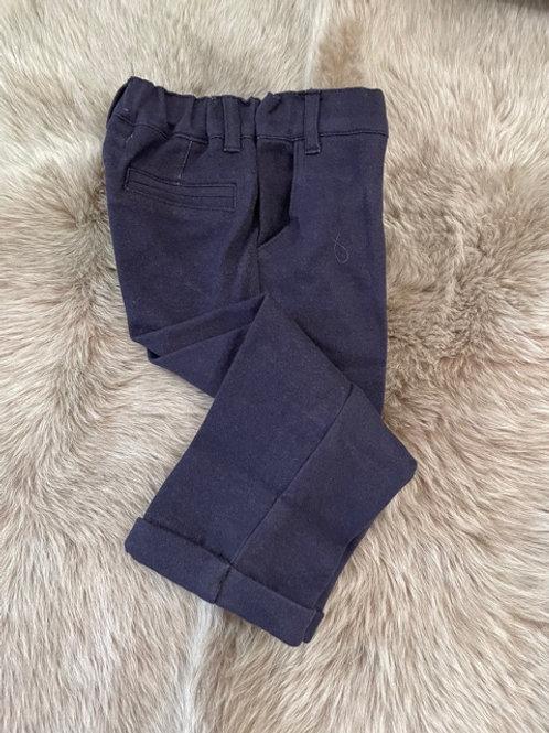 Malvi Trousers Navy