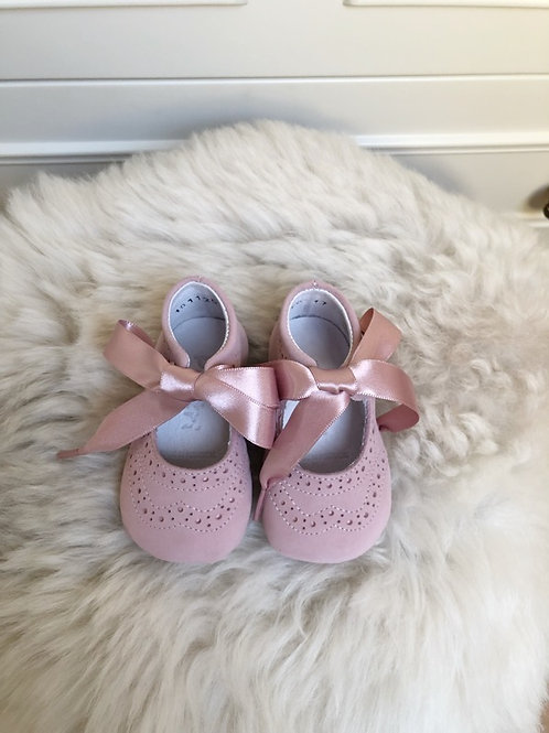 Pink Zoé Shoes