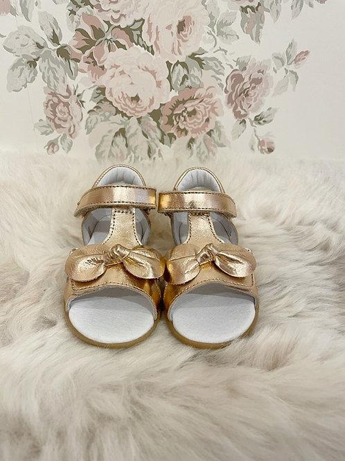 Rose Gold Kate Sandals