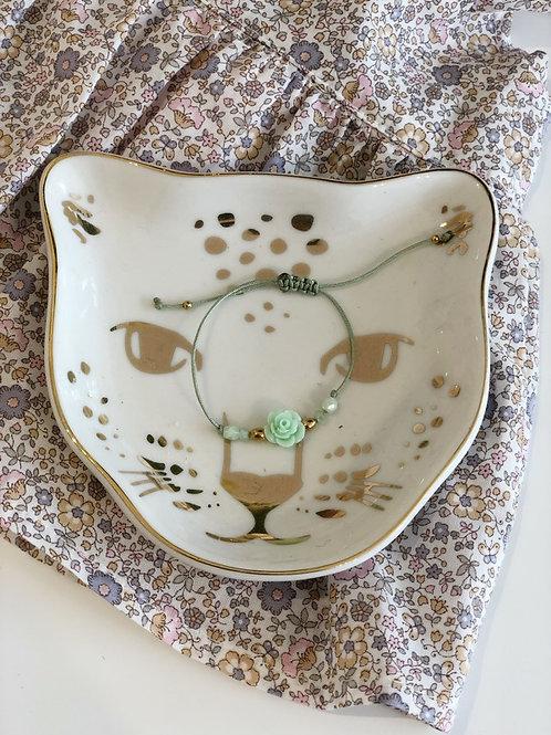 Bracelet floral Mint