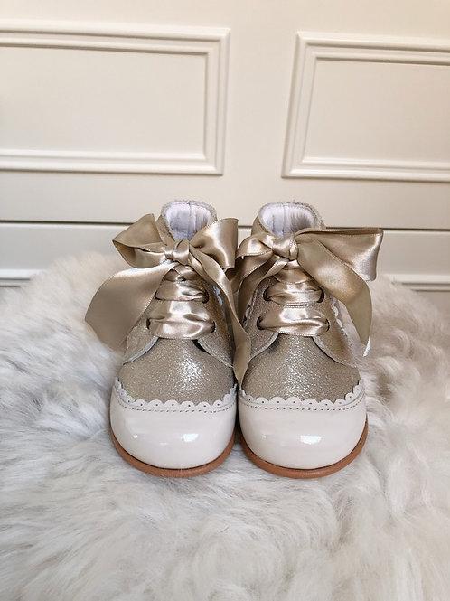 Glitter Alice Booties