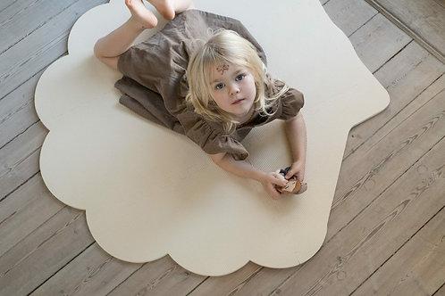 Foam Play mat Shell Beige