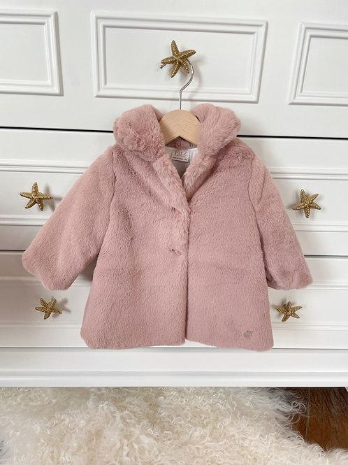 Paz Coat Soft Pink