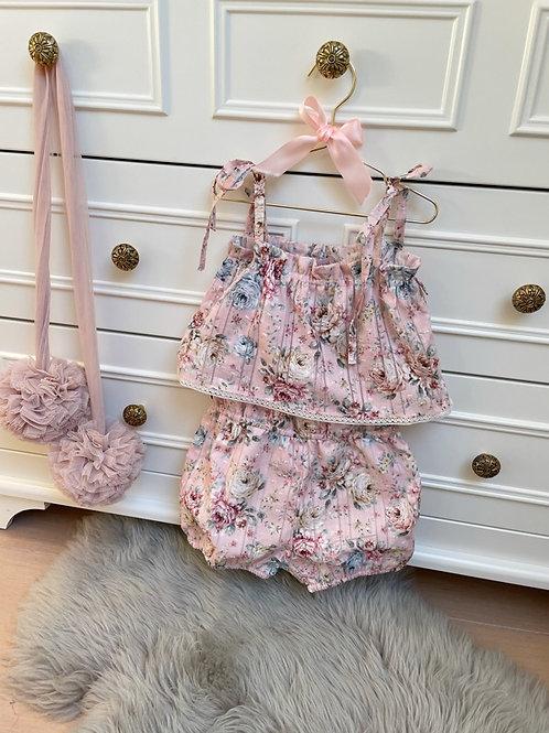 Jumpsuit Romantic Pink