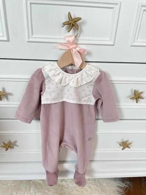 Paz Pyjamas Dusty Pink