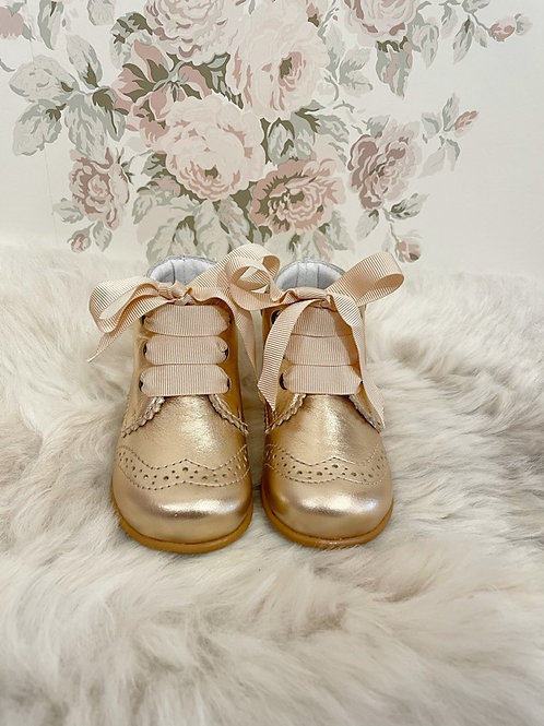 Boots Agnes Rose Gold