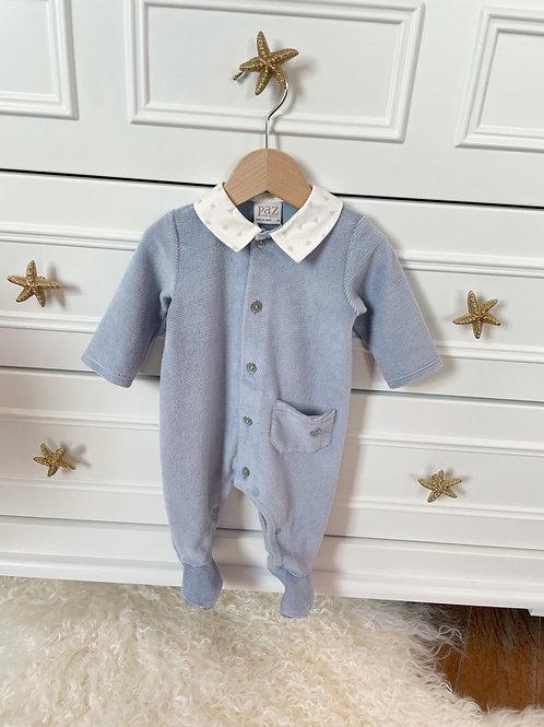 Paz Pyjamas Misty Blue