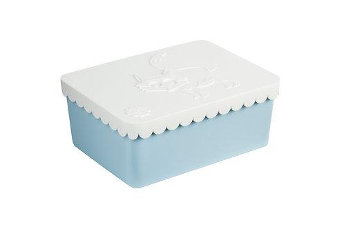 Blafre Lunch Box Fox White