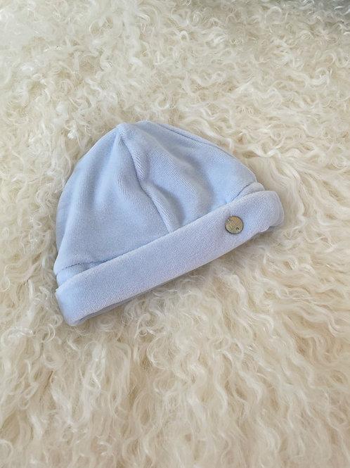 Paz Baby Hat Blue