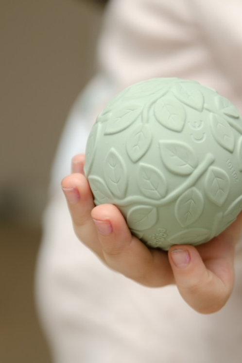 Leaf Sensory Balls Mint