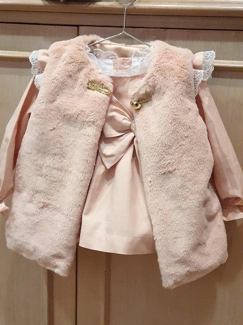 Furry Gilet Alexia