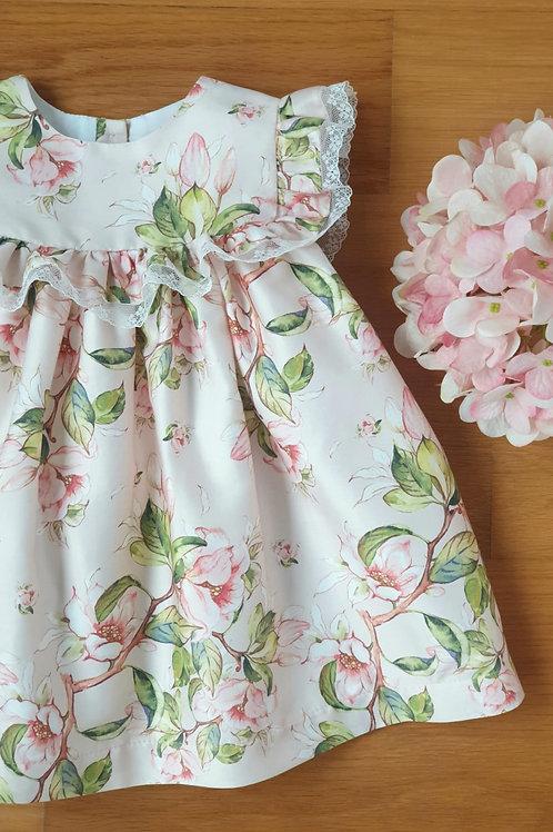 Dress Floral Blush