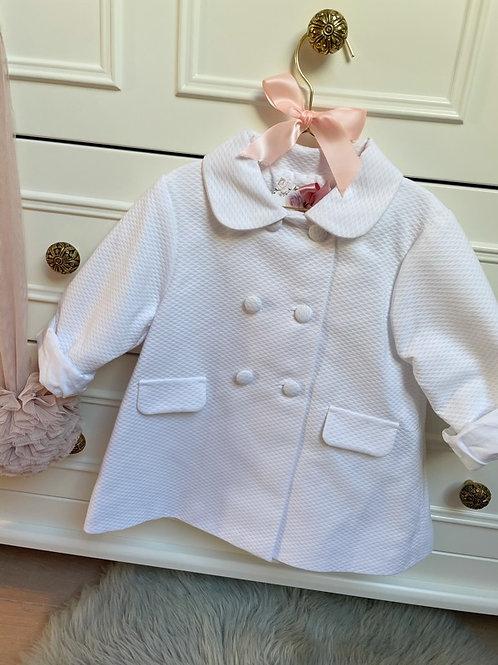 Coat Jackie White