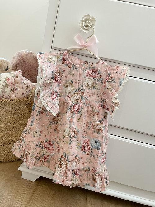 Dress Romantic Pink