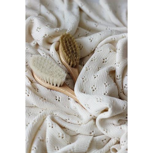 Bamboo Blanket Vanilla