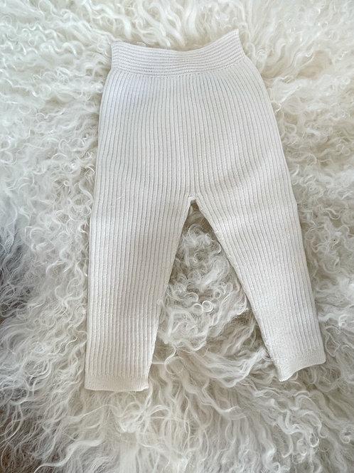 Knitted Leggings Wedoble Ivory