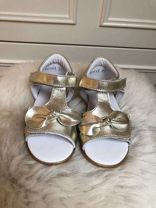 Gold Kate Sandals