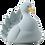 Thumbnail: Peacock Bath Toy