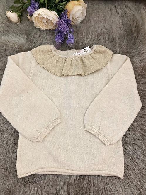 Sweater Aurelle lurex