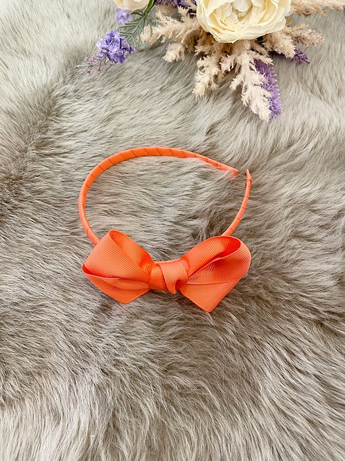Hairband Coraille Bow
