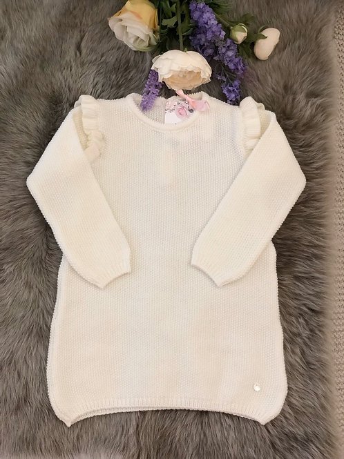 Dress Knitted Ivory