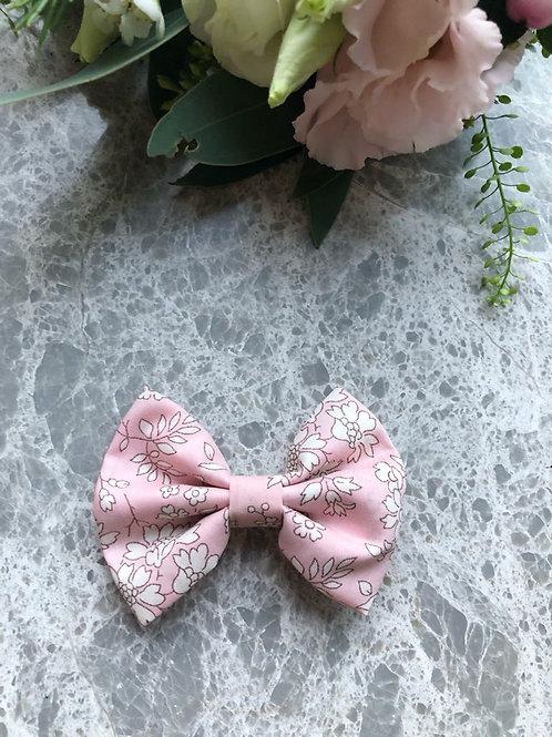 Bow Pink Liberty mini