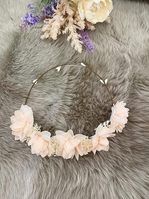 Flower Crown Blush