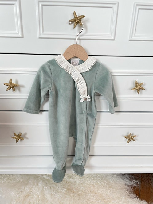Paz Pyjamas Mint Velvet