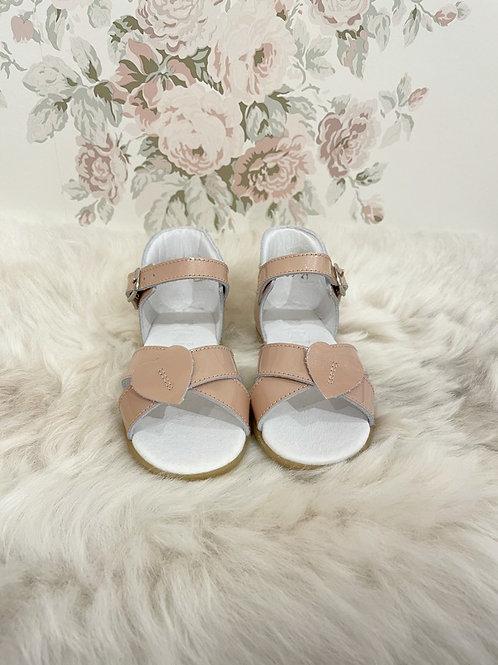 Rose Vernis Rosie Sandals