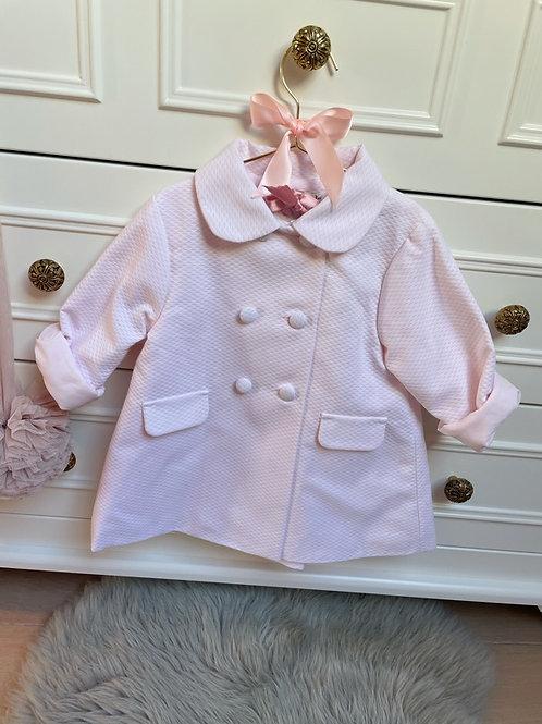 Coat Jackie Pink