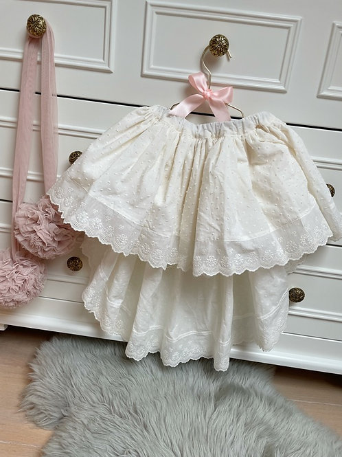 Skirt Boho Pippa Ivory
