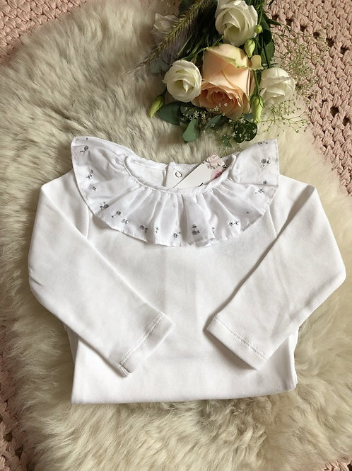 Body Embroidery Grey