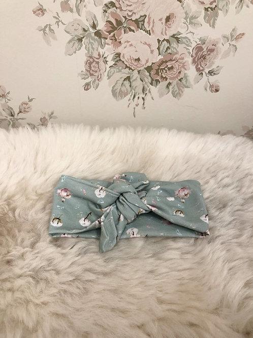 Knotted Headband Blossom Mint
