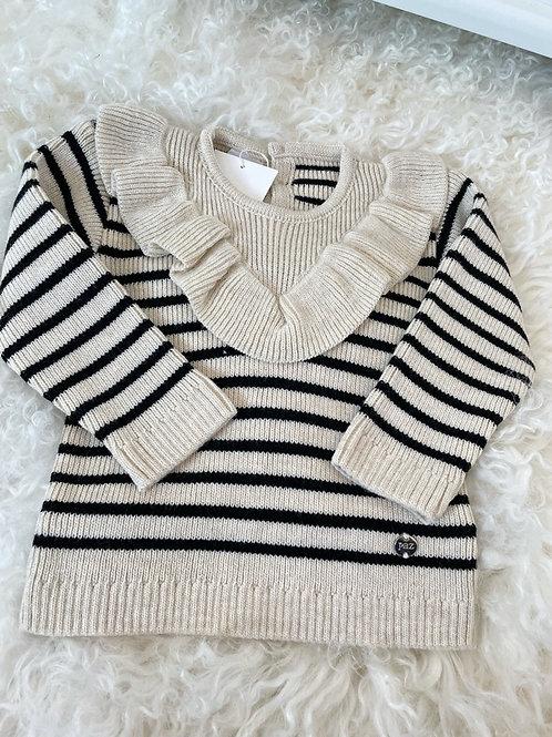 Paz Striped Sweater