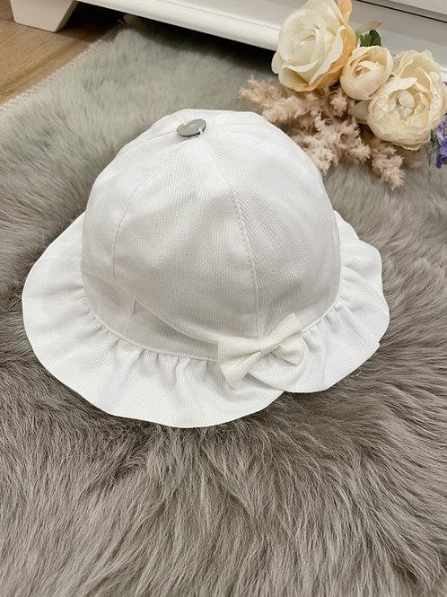 Sun Hat White