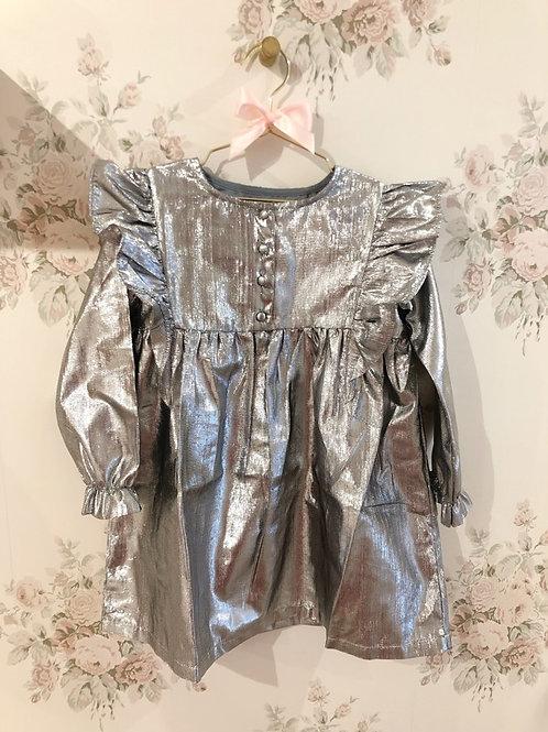 Dress Ariel Silver