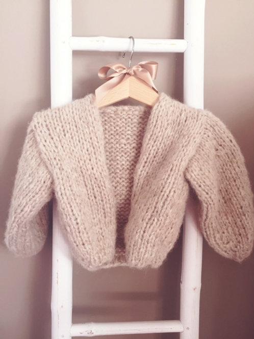 Knitwear Cardigan Beige