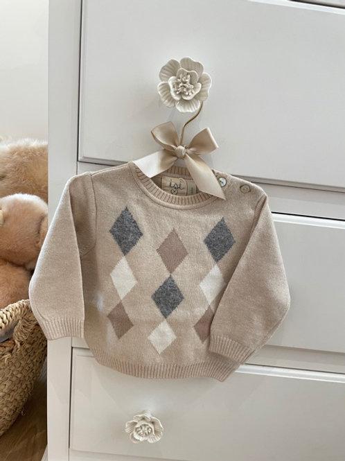 Malvi Sweater Beige