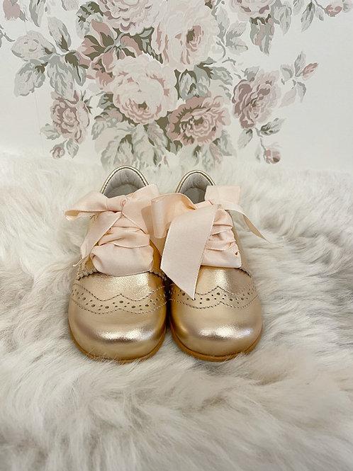 Shoes Jacqueline Rose Gold