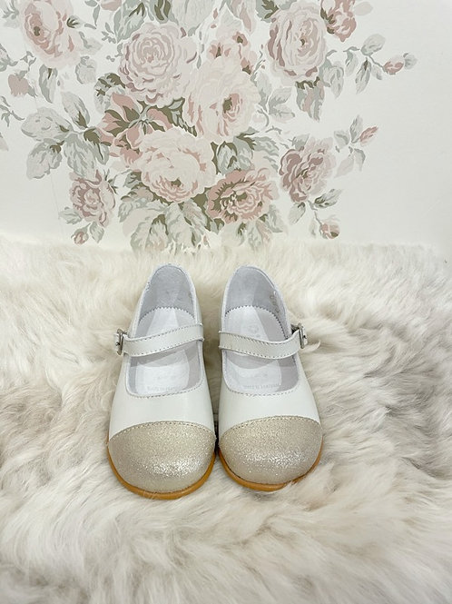 Charlotte Shoes Ivory