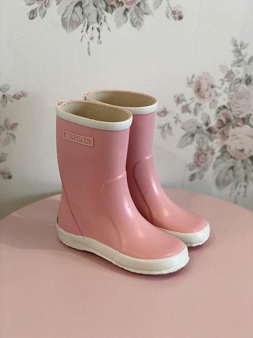 Rain Boots Soft Pink