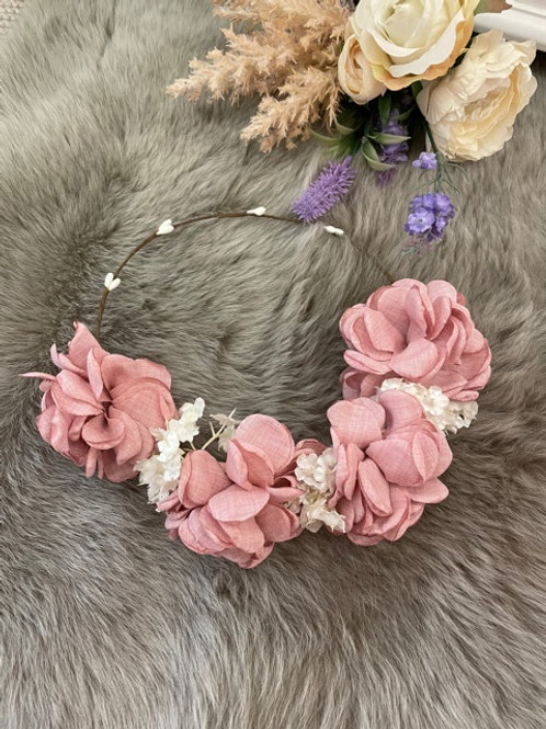 Flower Crown Blossom Pink