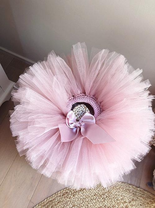 Tutu Blush Pink