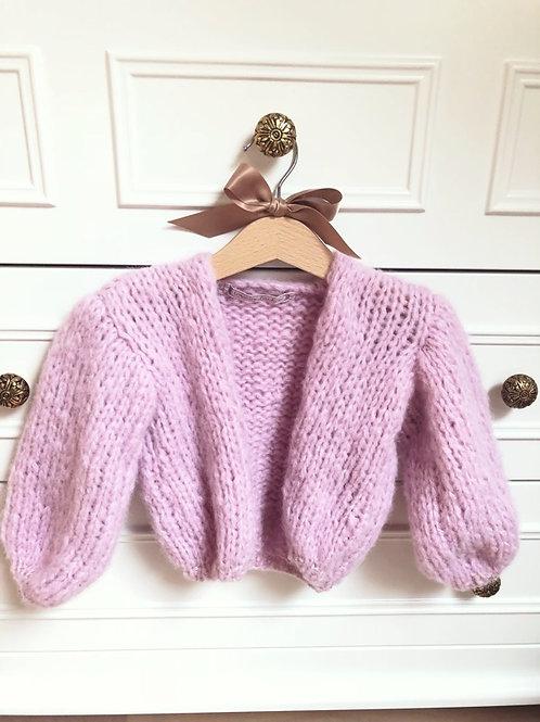 Knitwear Cardigan Pink